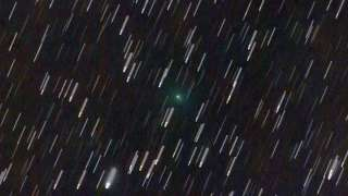 Комета C/2019 Y4 (ATLAS) невероятно быстро становится ярче