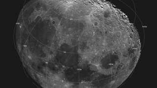 Российские ученые создадут трехмерную карту Луны