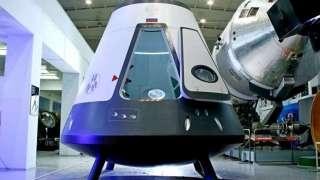 Новый пилотируемый корабль «Орел» будет приземлятся на шасси