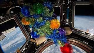 Космические туристы смогут встретить на МКС Новый год