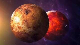 Российские ученые доказали возможность существования жизни на Марсе, Венере и Европе