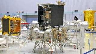 Российская Лунная станция может не взлететь из-за перевеса