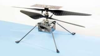 Дрон Mars Helicopter получил официальное имя