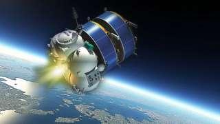 Топливный бак разгонного блока «Фрегат» взорвался на околоземной орбите