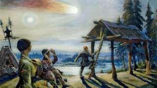 Тунгусский взрыв мог быть вызван астероидом, который все ещё продолжает вращатся вокруг Солнца