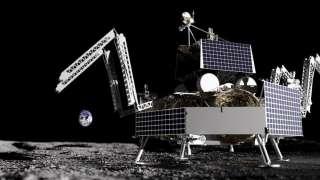 NASA выбрало компанию, которая доставит на Луну аппарат для поиска воды