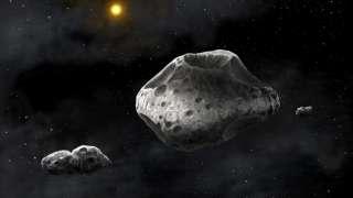 Добыча полезных ископаемых с астероидов станет доступной через 20 лет