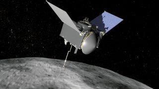 OSIRIS-REx готовится к к новой репетиции маневра по отбору грунта с астероида