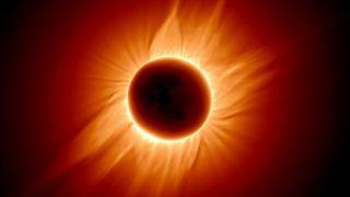 Учёным впервые удалось составить магнитную карту внешнего слоя Солнца