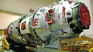 Модуль «Наука» проходит предполетные испытания на Байконуре