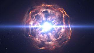 Нестабильное железо-60 рассказало и следе взрыва сверхновой через который проходит Солнечная система