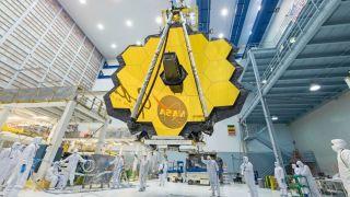 Космический телескоп Джеймс Уэбб прошел основные проверки перед запуском