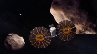 Новая межпланетная станция НАСА «Люси» отправится к Юпитеру в 2021 году