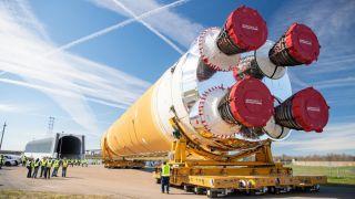 В НАСА протестировали двигатель для миссий на Луну и Марс