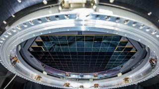 Самая большая в мире цифровая камера сделала свои первые снимки