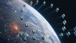 В России испытали лазеры для проецирования рекламы из космоса