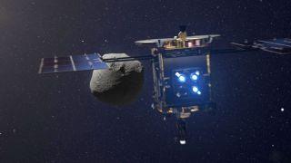 В JAXA разрабатывают новую миссию для зонда «Хаябуса-2»