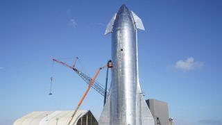 SpaceX планируют испытания для нового прототипа корабля Starship SN8, ожидается запуск на высоту 18 км