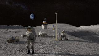 Миссия Artemis может приземлиться недалеко от места посадки Аполлона