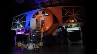 Dynetics создали полномасштабный макет лунного посадочного модуля
