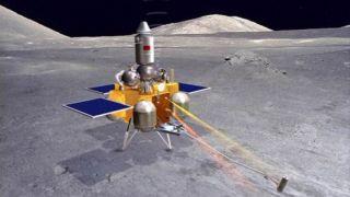 Запуск аппарата «Чанъэ-5» к Луне планируется осуществить до конца 2020 года