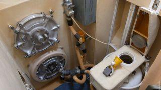 В США разработали туалет для МКС