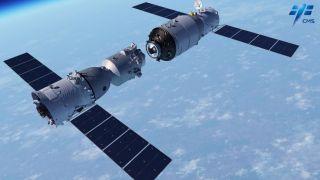США боится уступить первенство в космосе Китаю