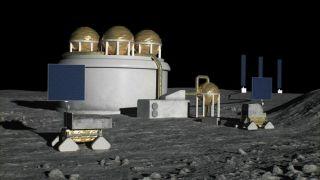 Япония к 2035 году планирует производить водородное топливо на Луне