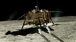 Ученые впервые измерили уровень радиации на Луне