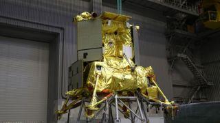 Макет исследовательской станции «Луна-25» прошёл тепловакуумные испытания