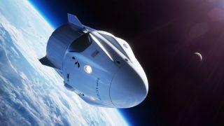 Запуск пилотируемого корабля Crew Dragon к МКС запланирован на 31 октября