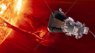 Зонд «Паркер» поставил новый рекорд близости к Солнцу