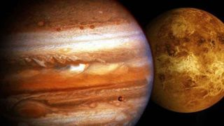 Юпитер мог стать причиной исчезновения жизни на Венере