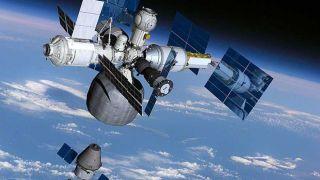 Роскосмос представил концепт российской орбитальной станции РОСС