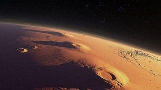 В атмосфере Марса нашли следы соляной кислоты