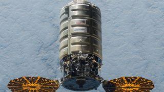 Cygnus прибыл на международную космическую станцию