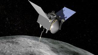На астероиде Бенну найдены следы потоков воды