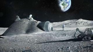 Восемь стран во главе с США подписали соглашение о добыче ресурсов на Луне