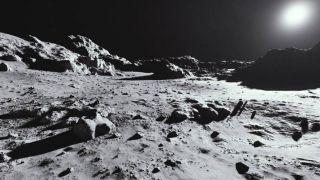 NASA выбрало компанию для доставки на Луну прибора для поиска льда
