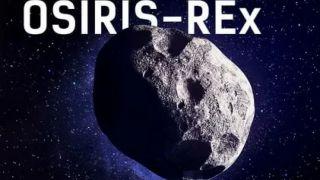 OSIRIS-Rex сегодня заберет образцы грунта с астероида Бенну