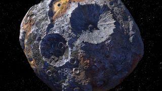 К астероиду Психея в 2022 году запустят зонд