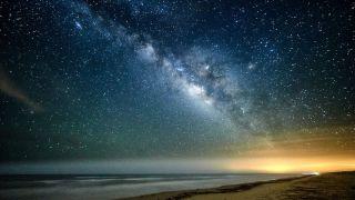 Специалисты нашли следы столкновения Млечного пути с другой менее крупной галактикой