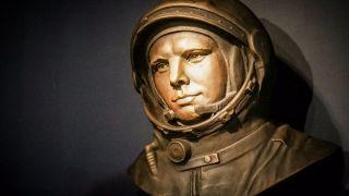 Бюст Гагарина установлен в ЮАР