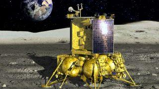 Аппарат Луна-25 отправится на космодром Восточный уже в следующем году