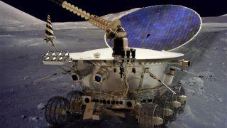 50 лет назад был запущен  «Луноход-1»