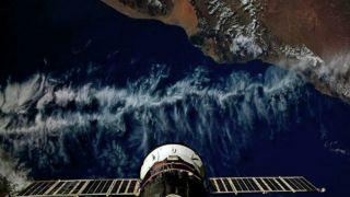 Трещина на МКС оказалась в два раза больше