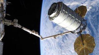 NASA заключило контракт на запуск двух кораблей Cygnus к МКС для доставки грузов