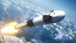 Полет российского космонавта на корабле Crew Dragon возможен уже в следующем году
