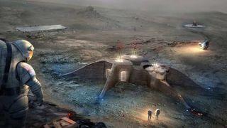 НАСА объявило конкурс на строительство атомной станции на Луне