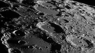 На Луне похоронят знаменитого писателя - фантаста